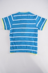 Tricou baieti LXF-28 Light Blue