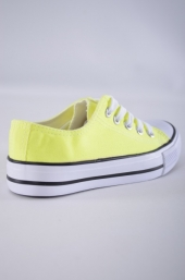 Tenisi copii Fluorescent Yellow