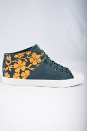 Tenisi Green Flowers A.2385
