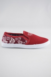 Espadrile baieti Lucky Wine Red 31+