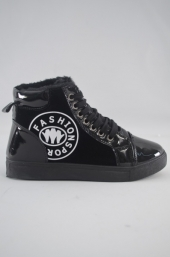 Sneakers F.Black ZK811