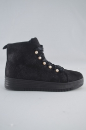 Sneakers femei J001 Black