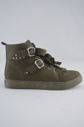 Sneakers Army Green A.3642-2