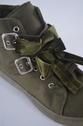 Sneakers femei Army Green