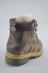 Ghete copii Army-Green(25-30)