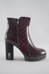 Botine F.Burgundy ABC-800-1