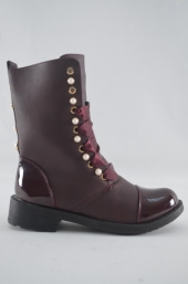 Ghete femei HY-235M Winered