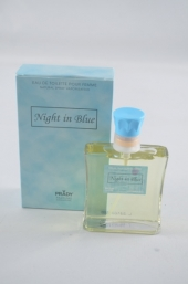 Parfum femei Night in blue
