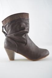 Botine  Brown 5249