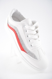 Tenisi f.A-502 White-Red