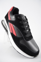 Pantofi sp.f.234 Black-Red