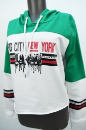 Bluza f.New York verde