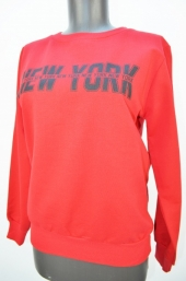 Bluza f.New York rosu