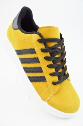 Tenisi b.A-6 Yellow -Black